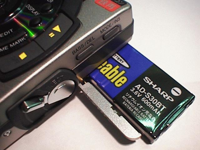Nic Boyde's Minidisc Equipment and other Japanese