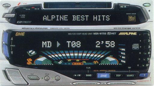 md community page alpine automobile