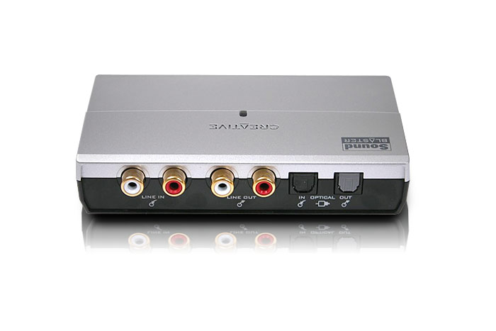 Creative Soundblaster MP3+