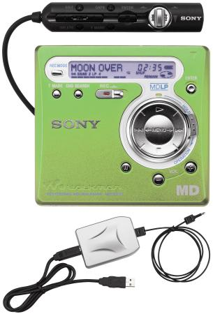 Md community page: sony mz-n707.