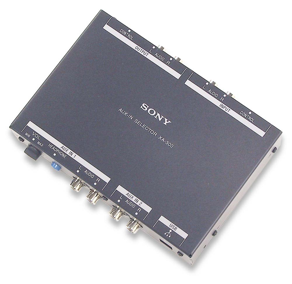 Sony Unilink Cable Adapter