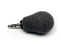 the Reporter' Microphone
