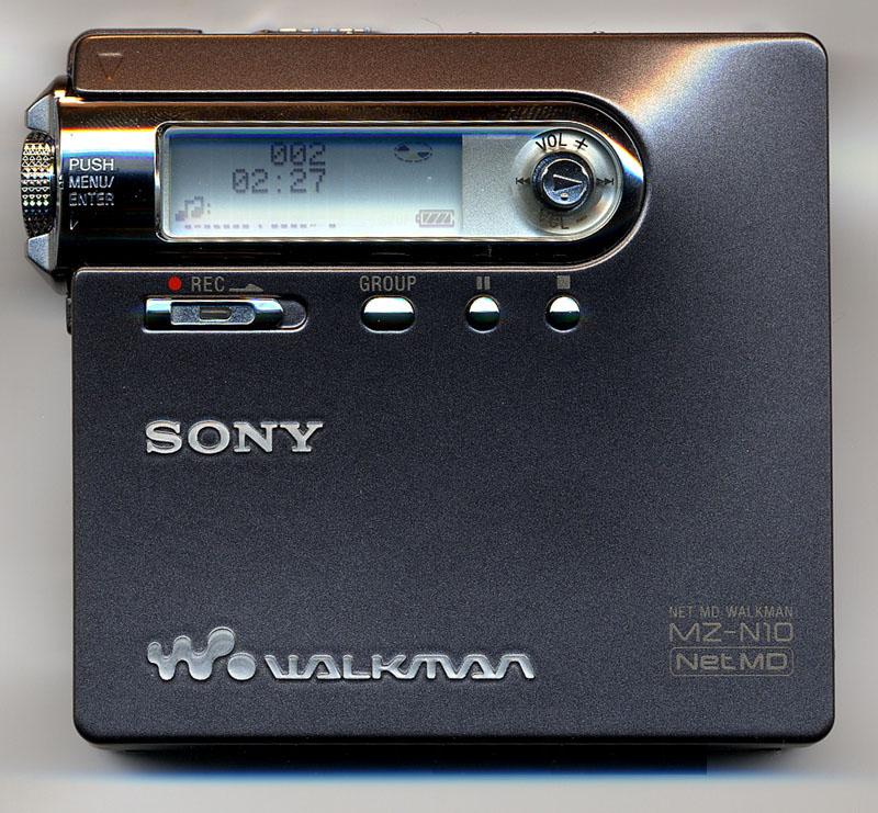 Md Community Page Sony Mz N10