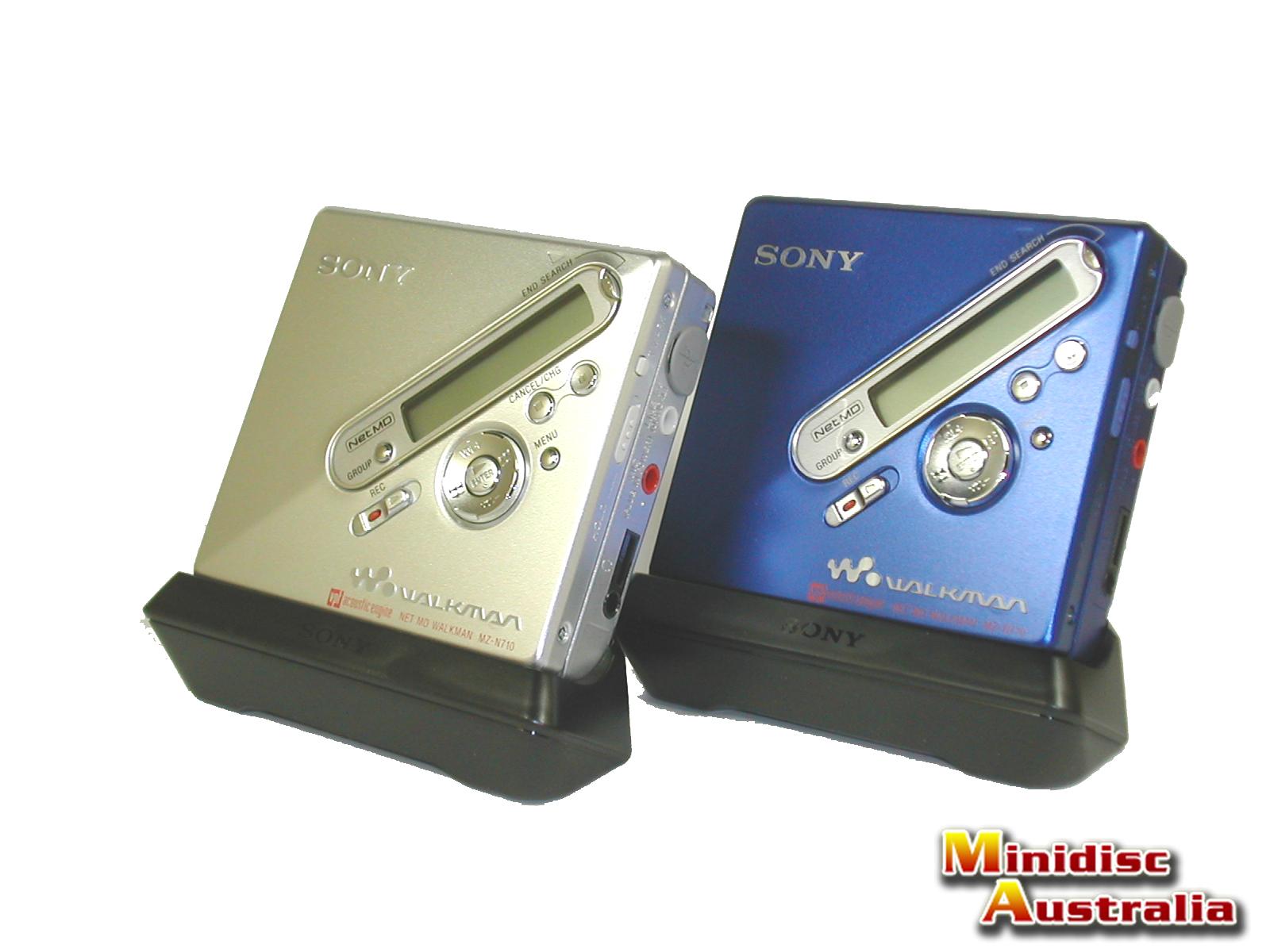 Md Community Page Sony Mz N710